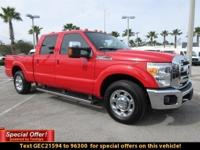 Feel at ease with this dependable 2016 Ford Super Duty