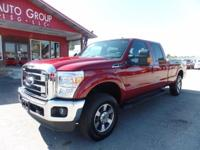 Options:  2016 Ford F-250 Sd Crew Cab Long Box!