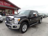 Options:  2016 Ford F-250 Sd Heated And Cooled Leather