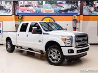 2016 Ford Super Duty F-250 Platinum 4X4  Super clean