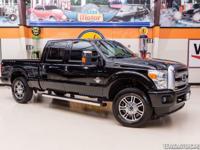 2016 Ford Super Duty F-250 Platinum 4X4  Beautiful