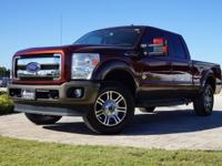 2016 Ford F-250SD King Ranch in Caribou Metallic, 4WD,
