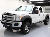This awesome 2016 Ford F-250 4x4 Diesel comes loaded