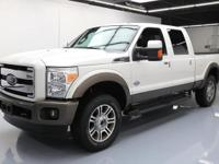 2016 Ford F-250 with FX4 Off-Road Package,6.7L Diesel