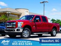 2016 Ford F-250SD King Ranch in Ruby Red Metallic