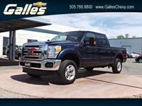 This Ford Super Duty F-250 SRW has a strong Regular