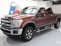 2016 Ford F-250 with 6.2L V8 Engine,Leather Seats,Power