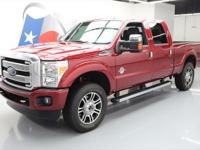 2016 Ford F-250 with 6.7L Powerstroke V8 DI