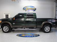 Grand and graceful, this 2016 Ford Super Duty F-250 SRW