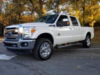 4WD. Turbocharged! Crew Cab! This beautiful 2016 Ford