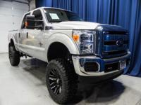 One Owner Clean Carfax 4x4 Powerstroke Diesel Truck