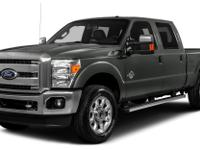 Lariat  Options:  Fx4 Off-Road Package -Inc: Colored