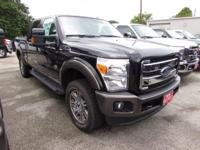 2016 Ford F-250SD King Ranch Black 2016 Ford F-250SD