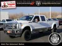 Options:  2016 Ford Super Duty F-250 Srw Lariat|Oxford