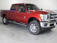 Crew Cab 4WD Diesel **LOCAL TRADE**, **ONE OWNER**,