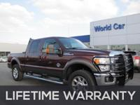 CARFAX 1-Owner, LOW MILES - 10,973! Lariat trim.