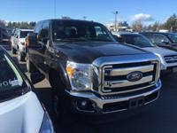 2016 Ford F-250SD Lariat in Shadow Black, ***ONE