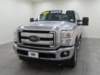 CARFAX 1-Owner. Lariat trim. Leather Interior,