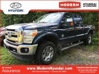 New Arrival! This 2016 Ford Super Duty F-250 SRW Lariat
