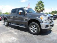 Magnetic 2016 Ford F-250SD Lariat 4WD TorqShift 6-Speed