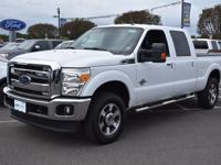 *FORD CERTIFIED* and * NO FEE DEALER*. F-250 SuperDuty