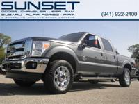 Loaded Power Stroke Diesel 4X4 with only 3k miles !!