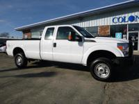 2016 Ford F-250 XL SuperCab 4 Wheel Drive 6.2L V8!! One