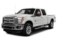 Introducing the 2016 Ford F-250! Comfortable and safe