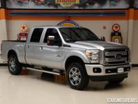This Carfax 1-Owner 2016 Ford Super Duty F-250 Platinum
