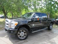 Options:  2016 Ford F-250 Platinum|This 2016 Ford Super