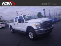 2016 Ford Super Duty F-250 SRW, key features include: