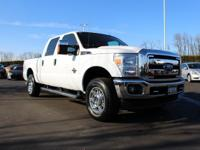 LOW MILES - 16,225! XL trim, Oxford White exterior and