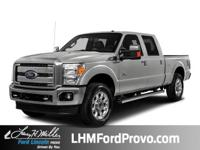 This Ford Super Duty F-250 SRW delivers a Intercooled