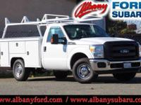 Introducing the 2016 Ford F-250! A great vehicle and a
