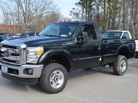 Introducing the 2016 Ford F-250! It offers the latest