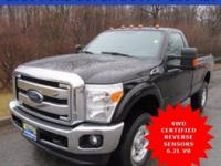 Land a steal on this certified 2016 Ford Super Duty