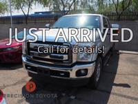 **One Owner**, -Clean Carfax-, F-250 SuperDuty XLT, 4D
