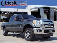 Clean CARFAX. Magnetic Metallic 2016 Ford F-250SD