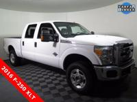 2016 Ford F-250 XLT 4X4 with a 6.7L Power Stroke V8
