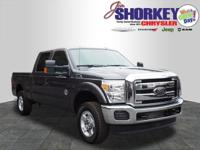 Recent Arrival!DIESEL**BUILT FORD TOUGH**2016 Ford