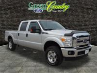 How wonderful is this noteworthy F-250! 4 Wheel Drive,