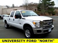 CARFAX One-Owner. Clean CARFAX. 2016 Ford F-250SD XLT