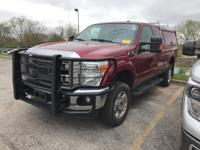 Ford Certified, 4WD, **1 OWNER**, and **CLEAN VEHICLE