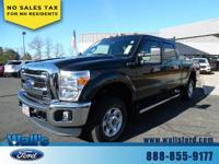 One owner truck bought new and serviced right here!