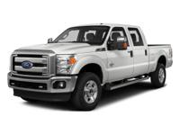Options:  2016 Ford Super Duty F-350 Srw 4Wd|Red/|V8