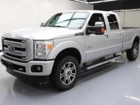 2016 Ford F-350 with FX4 Off Road Package,6.7L