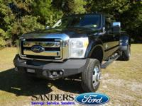 This Ford Super Duty F-350 DRW has a dependable