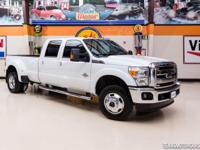 2016 Ford Super Duty F-350 DRW Lariat 4X4  Super clean,