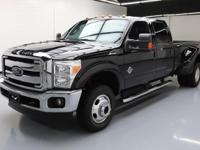 2016 Ford F-350 with FX4 Off-Road Package,6.7L Diesel