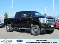 This Ford Super Duty F-350 SRW delivers a Intercooled